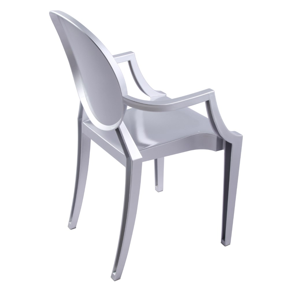 Philippe Starke Style Ghost Dining Arm Chair Made of ...