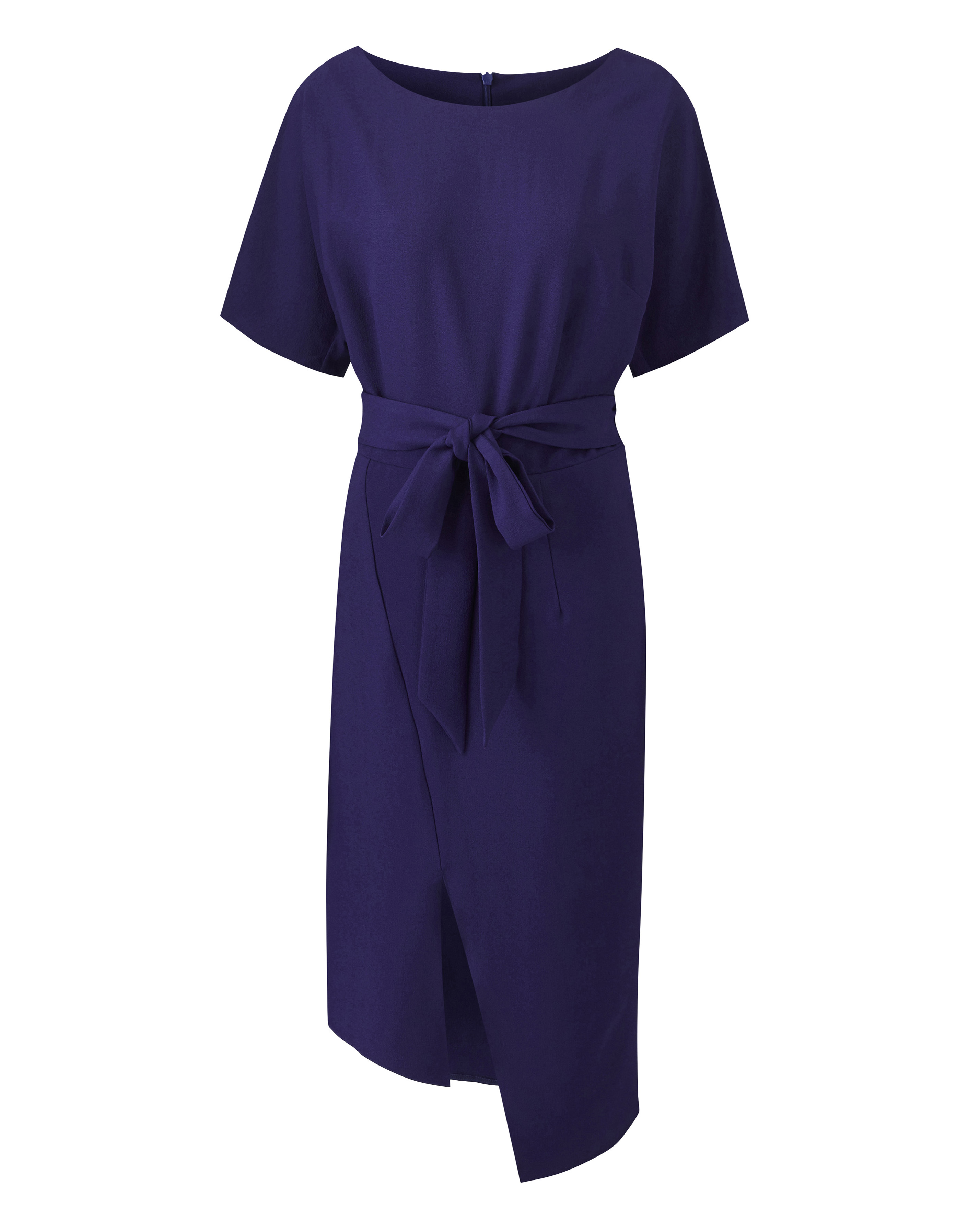 New-Simply-Be-Womens-Front-split-Wiggle-Dress