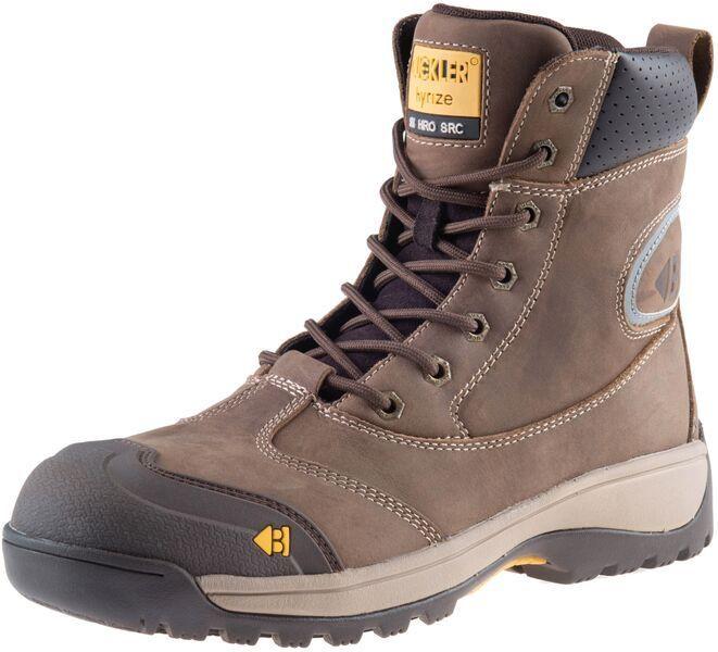 Buckler Hyrize BHYRIZBR S3 SRC Dark brown Crazy 6/40 Horse safety boot SZ 6/40 Crazy /13/47 5b9105