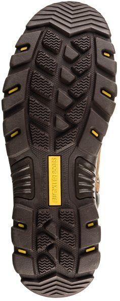 Buckler Buckshot BSH007 S3 Marrón Leather Supertough Supertough Supertough Anti-scuff Toe safety botas 700697