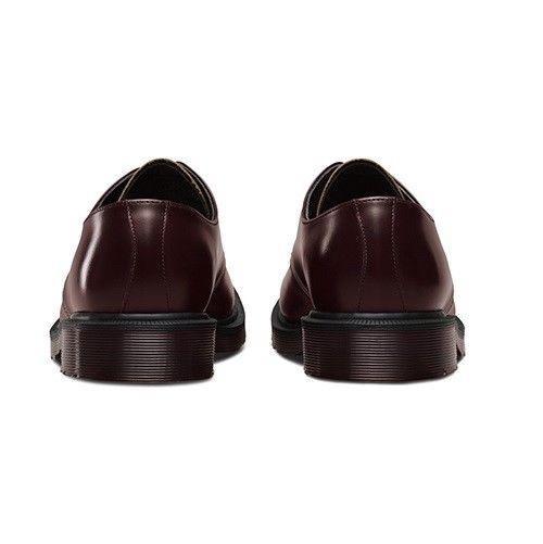 Dr Martens DM 16074600 1461PW Vintage merlot merlot merlot boanil shoe MADE IN ENGLAND 3-13UK 4e6532