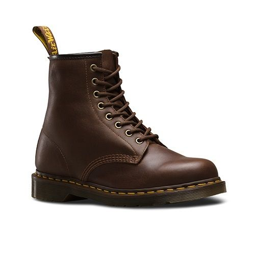 Dr Martens Docs DM 20847220 1460 tan carpathian leather leather leather 8-eye boot size 7-11 UK 0574cc