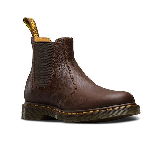 Dr Martens DM 2976 22011220 tan carpathian Leder chelsea dealer boot Gre 7-11