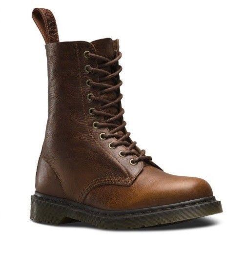 Dr Martens 23155220 1490 tan Größes harvest 10 eyelet boot Größes tan 3-13UK fb13d8