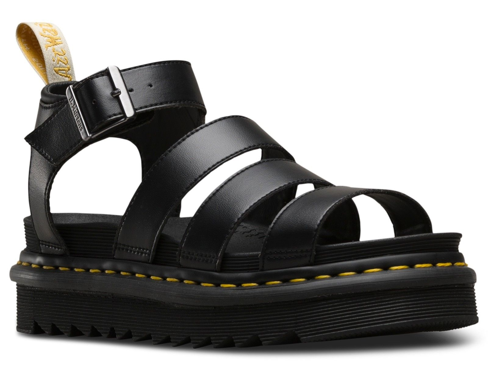 Sandalo DR MARTENS V BLAIRE Black Vegan