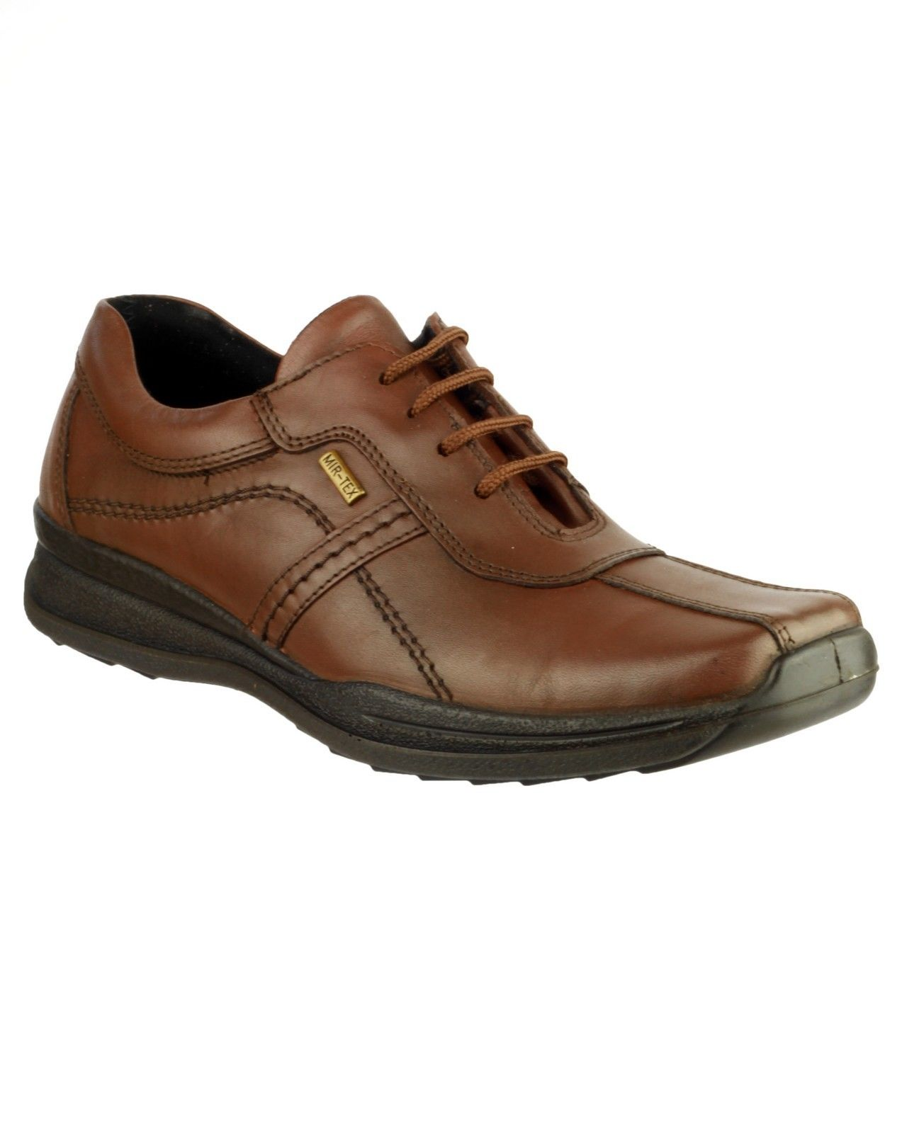 Cotswold - Brown - Leather Lace-Up Mens Shoes - Size 11 28B0J