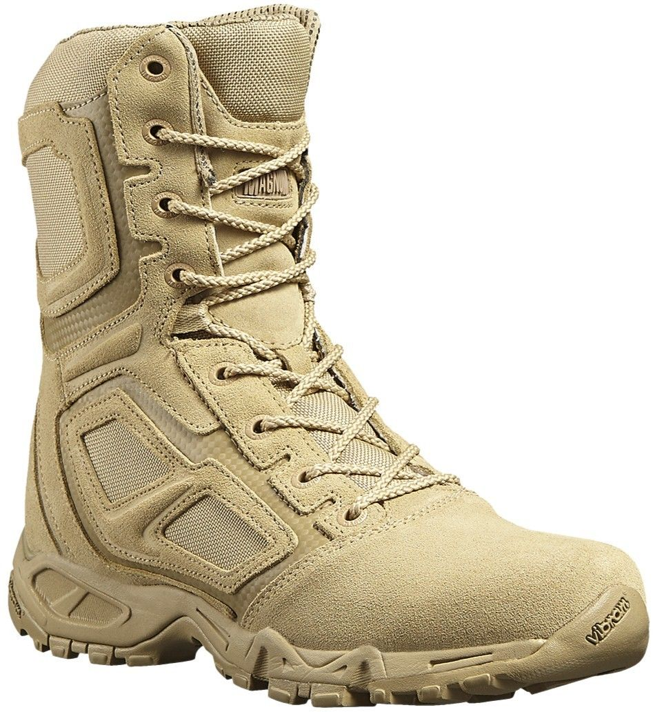 Magnum uniform Elite Spider 8.0 tan tactical uniform Magnum breathable lightweight boot 3-14 bbd85d