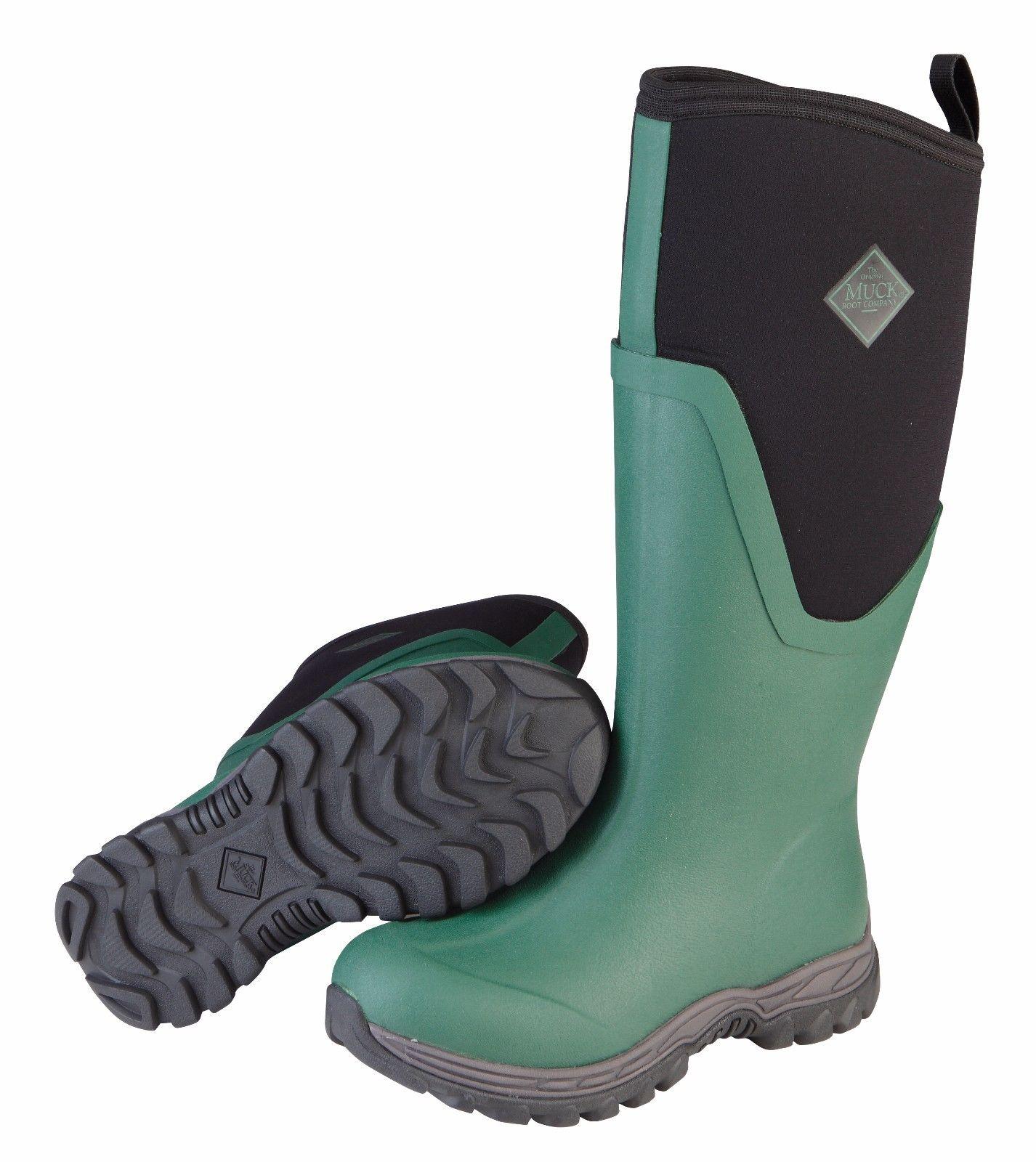 muck arctic sport grand as2t300 Vert    la taille et bottes wellington | Jolie Et Colorée  9bbf8c