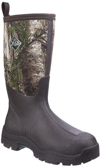 Muck Derwent II DWT-9RTX bark camouflage non-safety wellington boot size 4-14