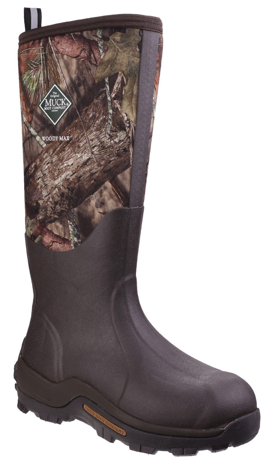 Muck green Woody Max WDM-MOCT moss green Muck unisex non-safety wellington boot size 4-13 8c0738
