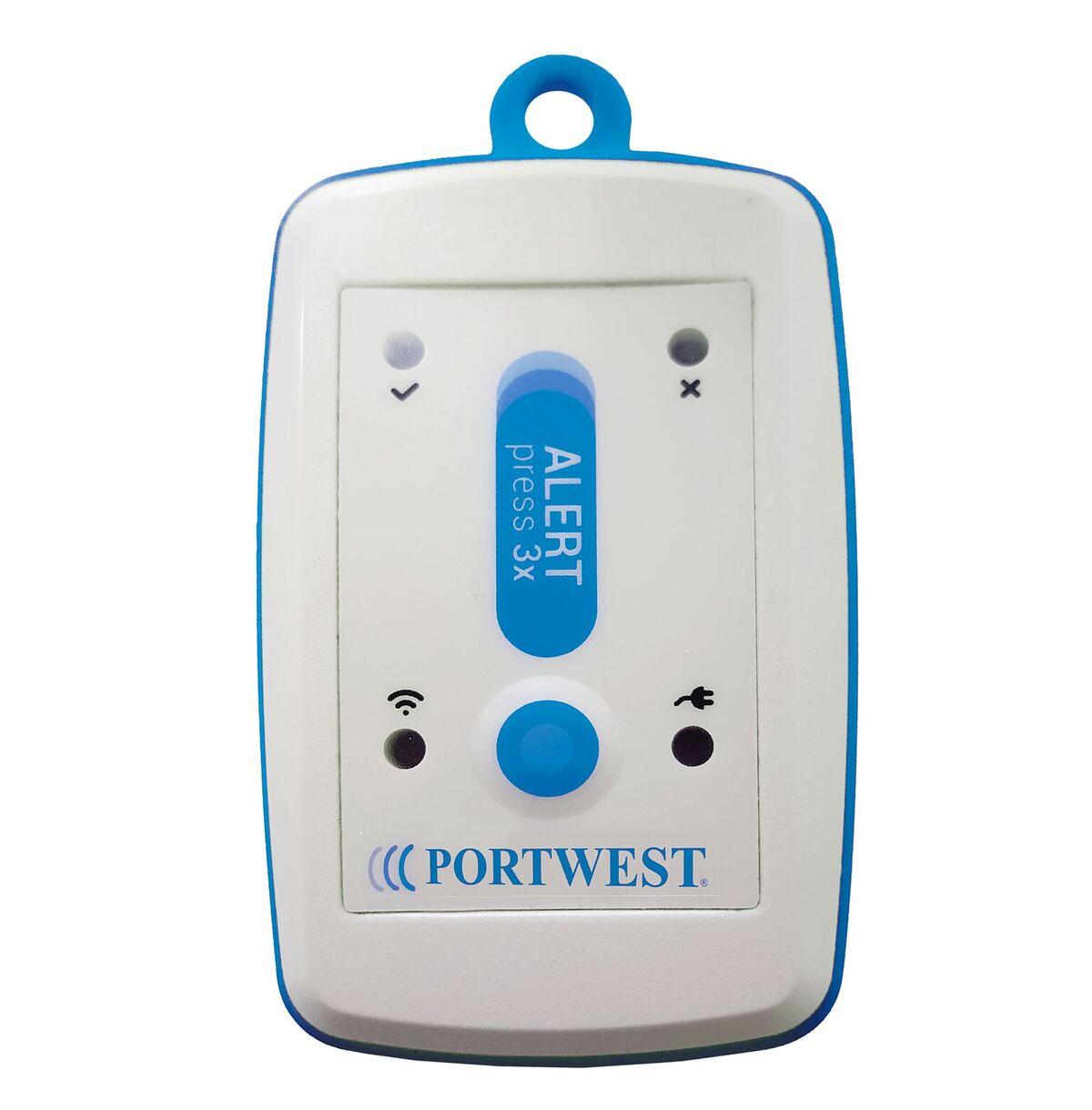 portwest pb10 gps locator v1 wireless geo location lone work tracker