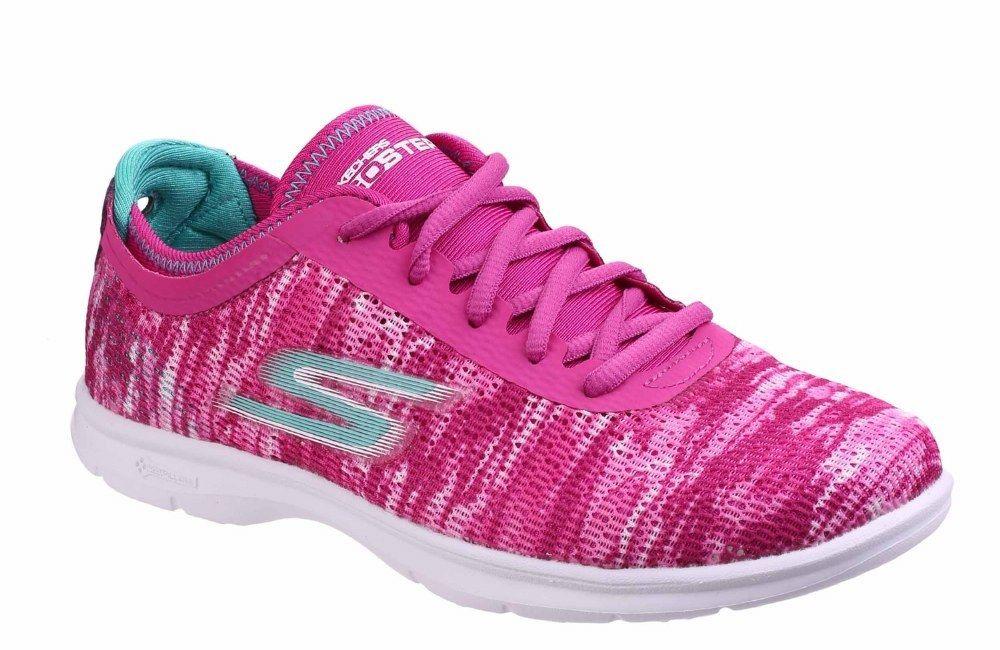 Skechers SK14200 Go Step pink SZ ladies/Womens walking/Running trainer shoe SZ pink 3-8 cf0ed7