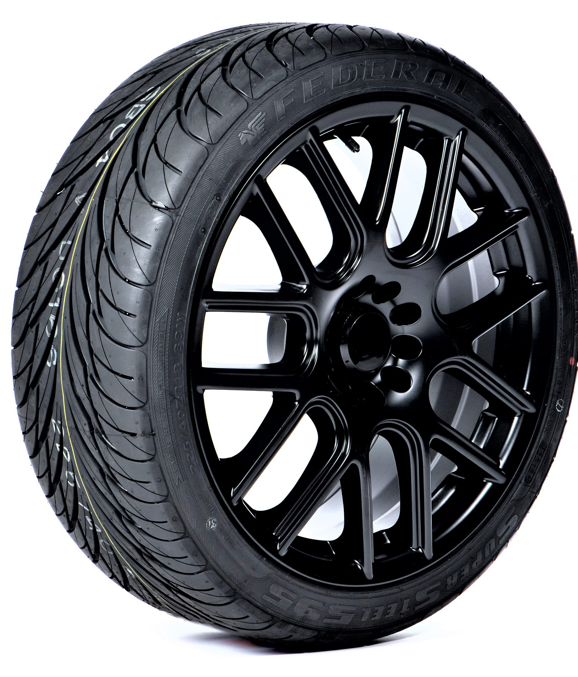 245 45 17 >> Details About New Federal Ss595 High Performance Tire 245 45r17 245 45 17 2454517 95v