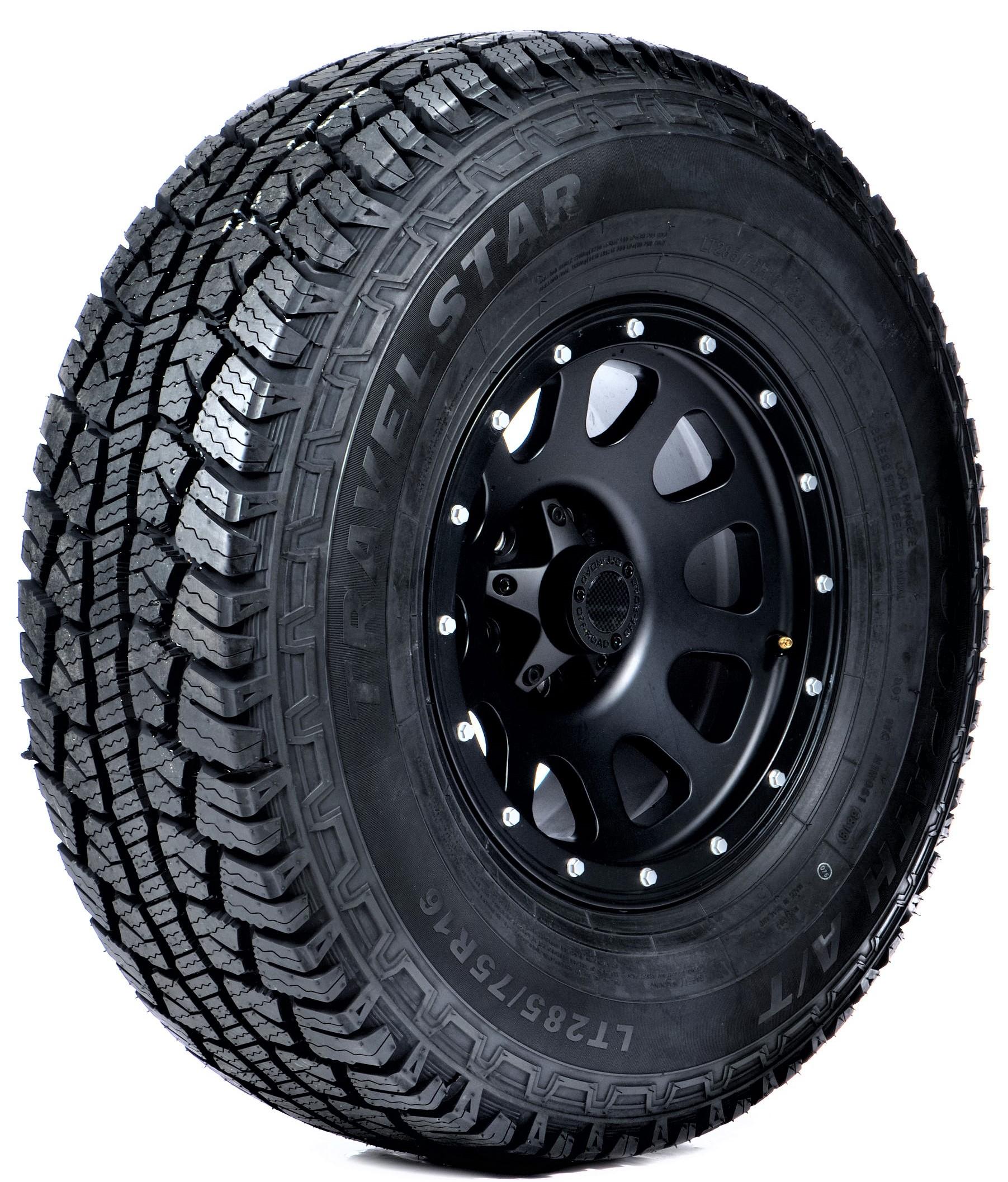 All Terrain Tires >> Details About 4 New Travelstar Ecopath A T All Terrain Tires 245 65r17 107t
