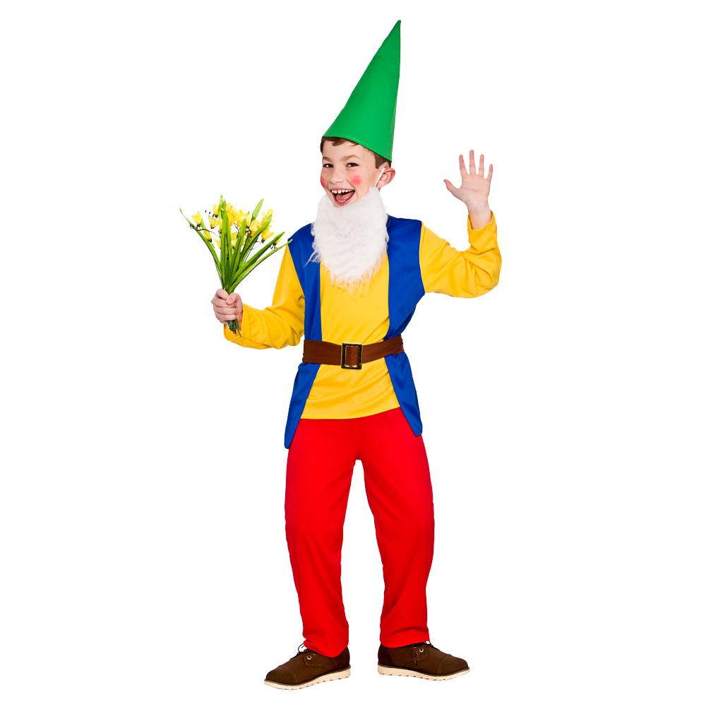 Boys funny garden gnome costume for garden elf dwarf orc goblin boys funny garden gnome costume for garden elf solutioingenieria Choice Image