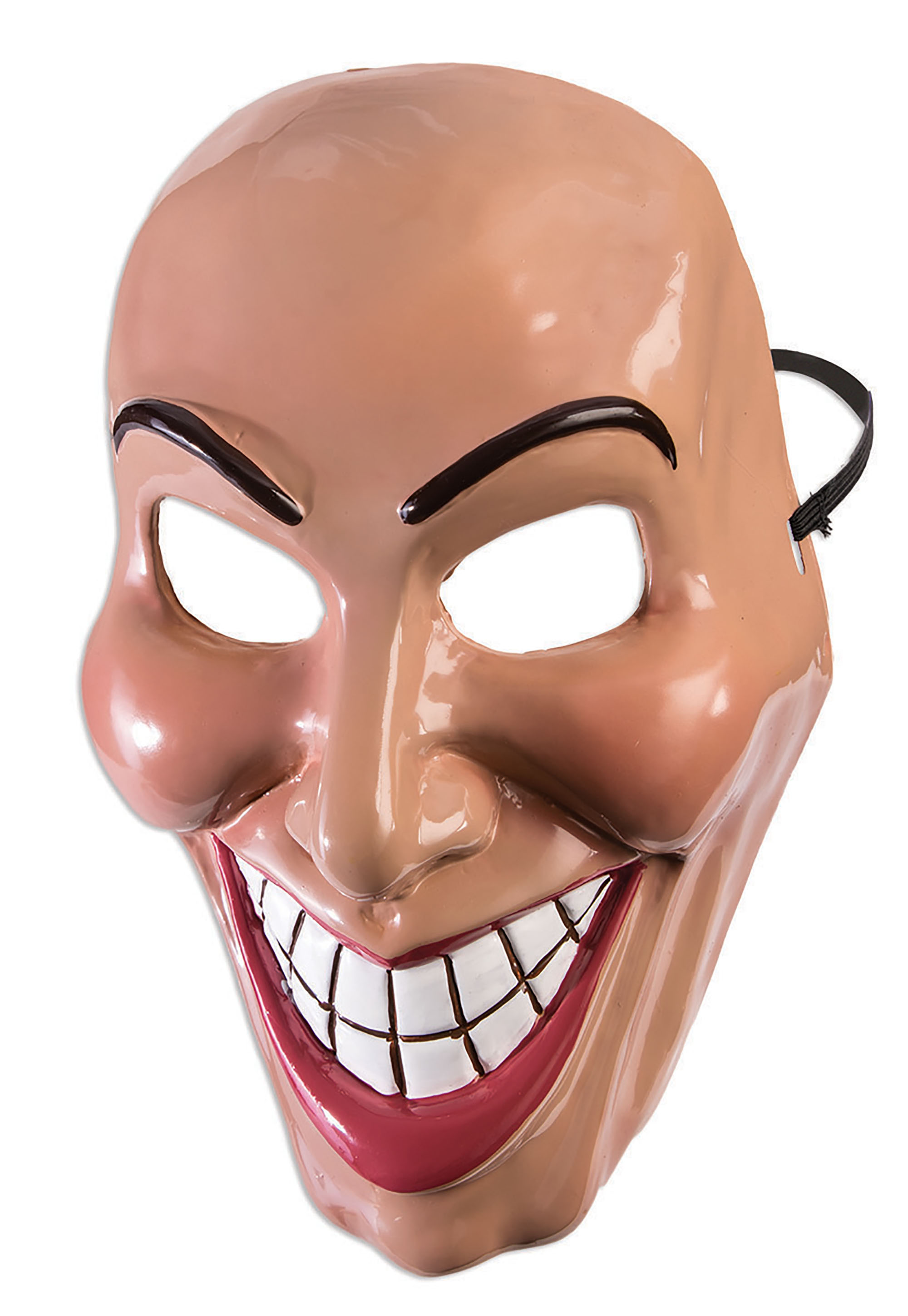 Maschera Malvagia Grin Nasty Wicked Cattivi Costume-mostra Il Titolo Originale Lustro Incantevole