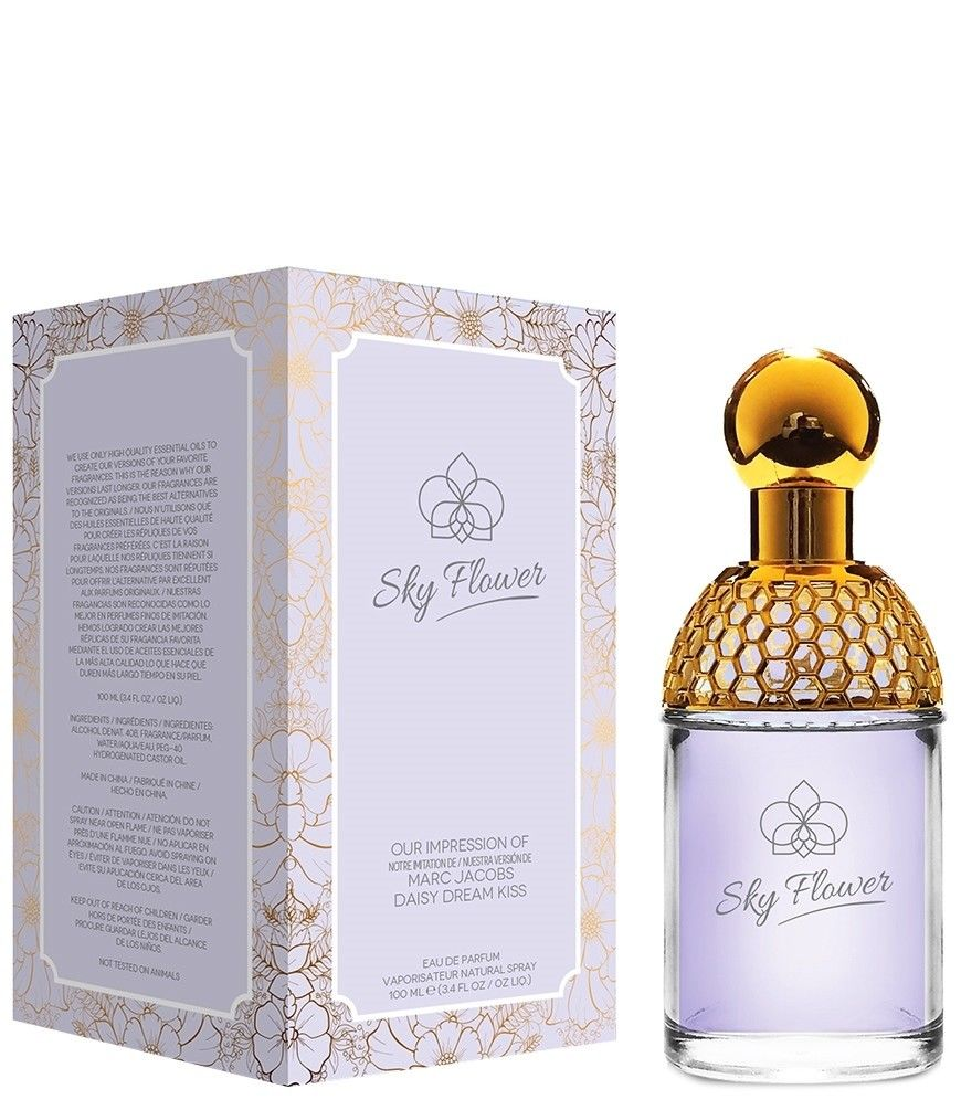 Sky flower by preferred fragrance inspired by daisy dream kiss by sky flower by preferred fragrance inspired by daisy dream kiss by marc jacobs fo izmirmasajfo Image collections