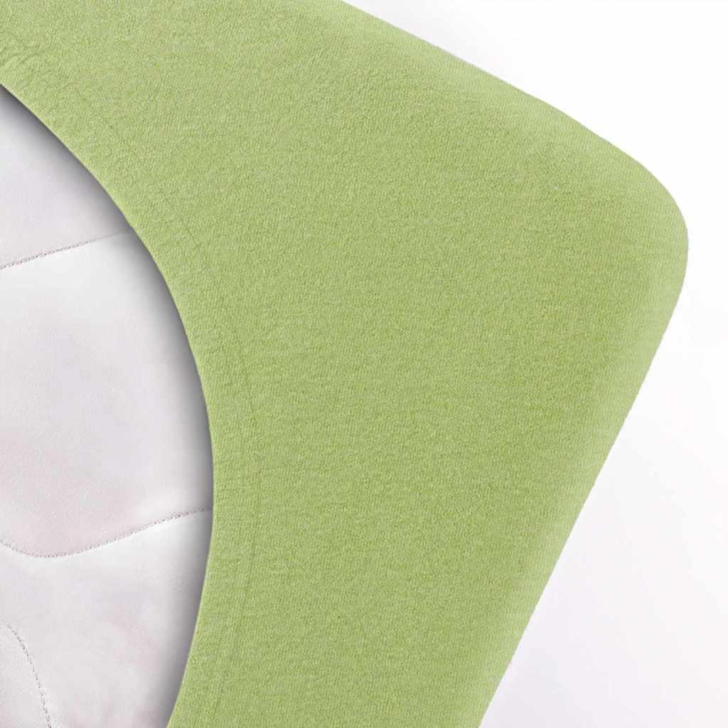 Indexbild 65 - etérea Topper Spannbettlaken Jersey Spannbetttuch Boxspringbett 100% Baumwolle
