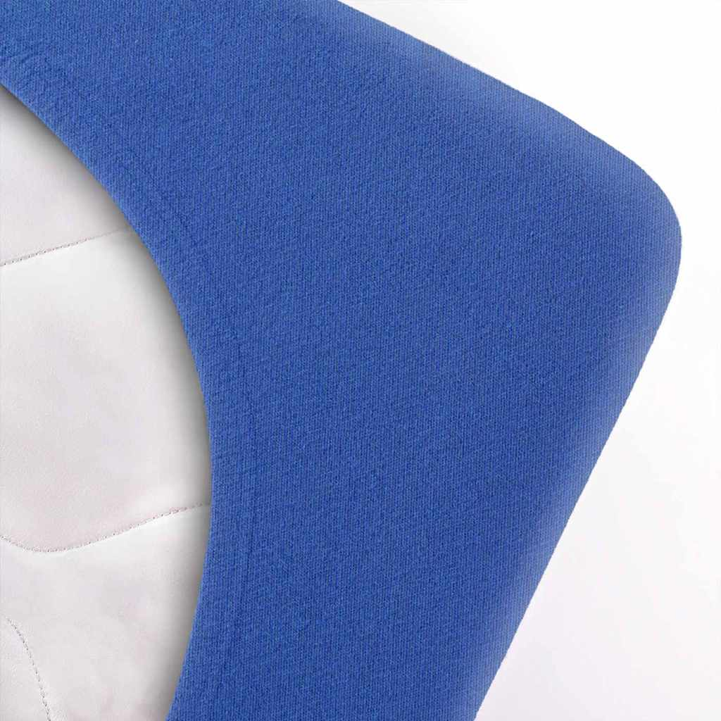 Indexbild 11 - etérea Topper Spannbettlaken Jersey Spannbetttuch Boxspringbett 100% Baumwolle
