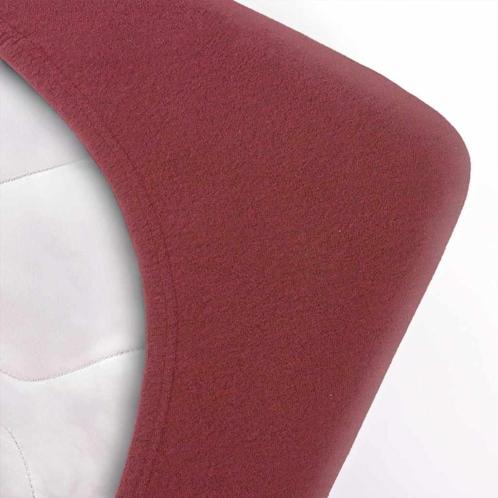 Indexbild 17 - etérea Topper Spannbettlaken Jersey Spannbetttuch Boxspringbett 100% Baumwolle