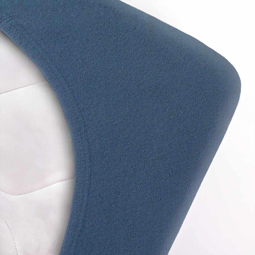 Indexbild 107 - etérea Topper Spannbettlaken Jersey Spannbetttuch Boxspringbett 100% Baumwolle