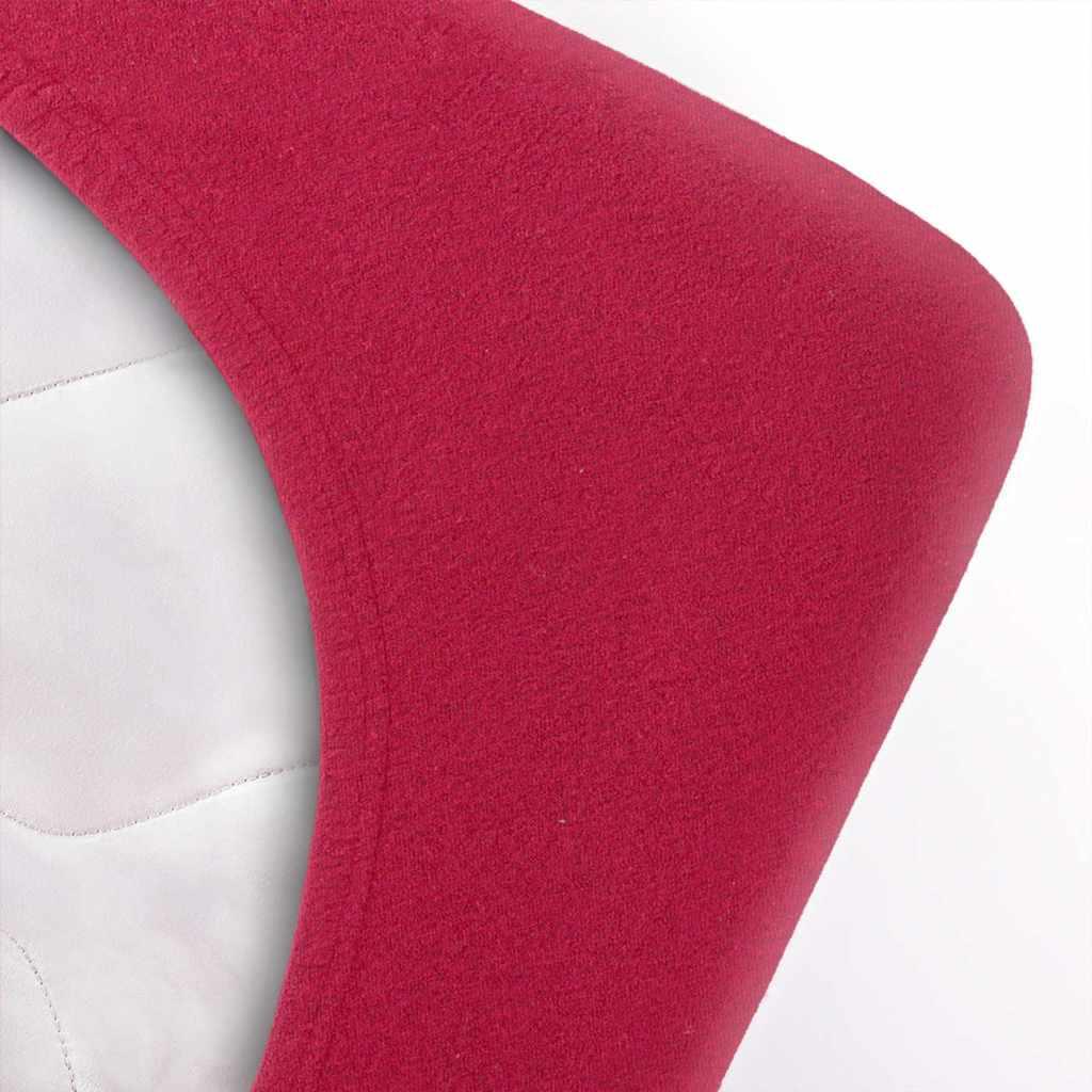 Indexbild 149 - etérea Topper Spannbettlaken Jersey Spannbetttuch Boxspringbett 100% Baumwolle