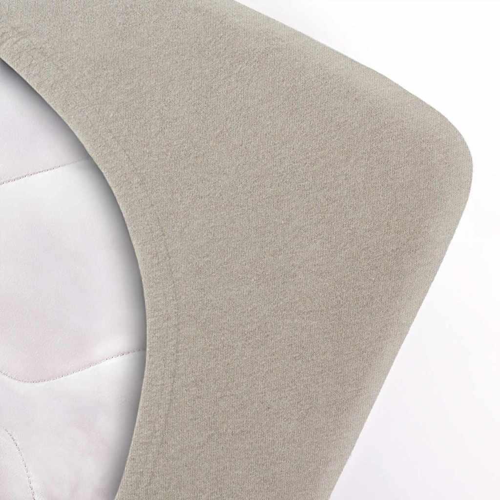 Indexbild 178 - Spannbettlaken etérea Jersey Spannbetttuch 90x200 140x200 180x200 100% Baumwolle