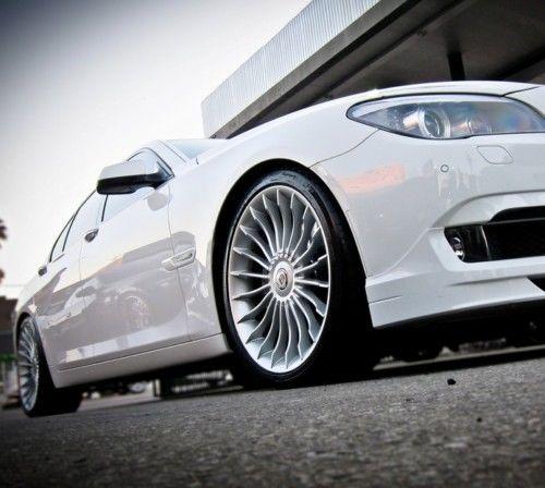 BMW ALPINA B F ALPINA WHEEL SET OEM BMW - Alpina rims bmw