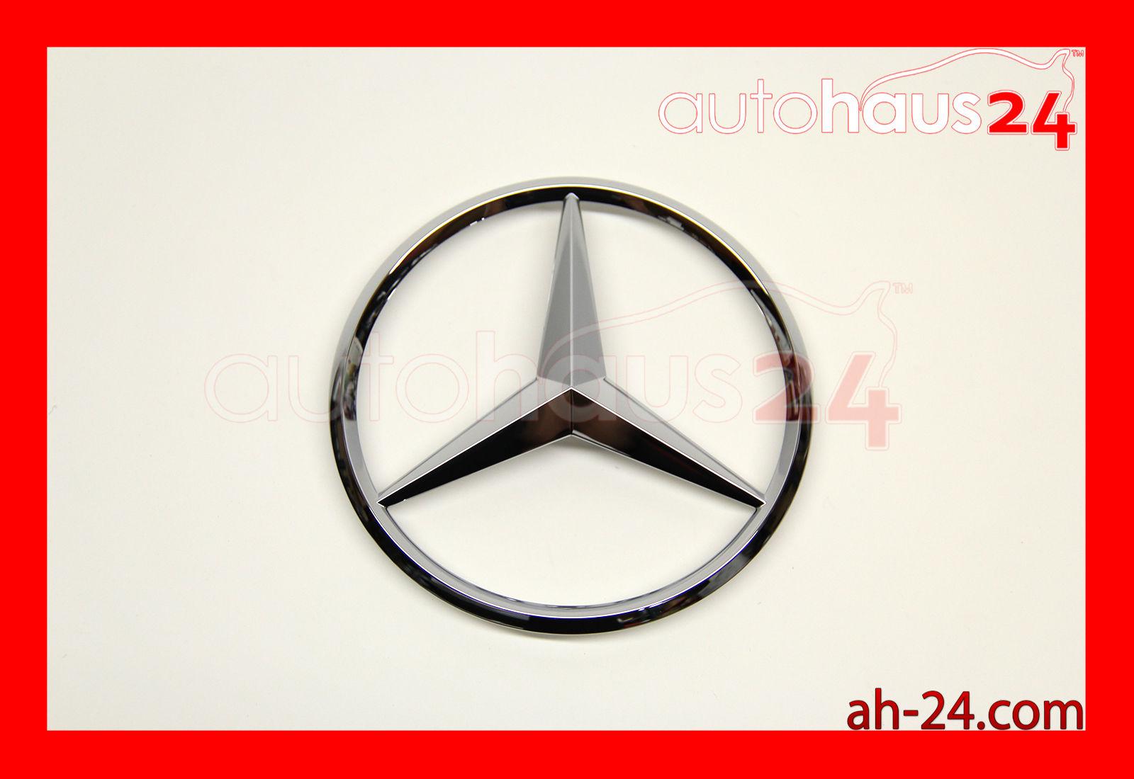 OEM MERCEDES 1298880286 300SL SL320 500SL 600SL GRILLE STAR 1996-2002 GENUINE