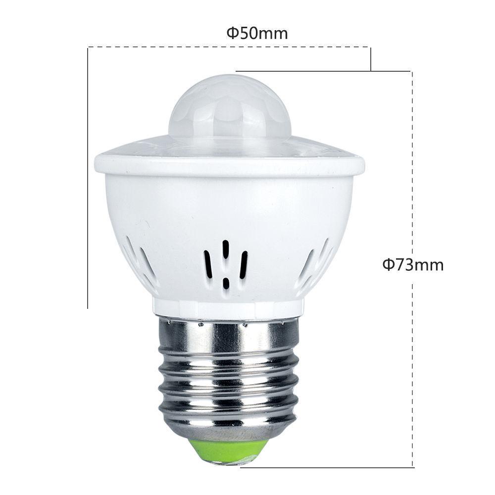 led glühbirne birne mit bewegungssensor bewegungsmelder pir licht