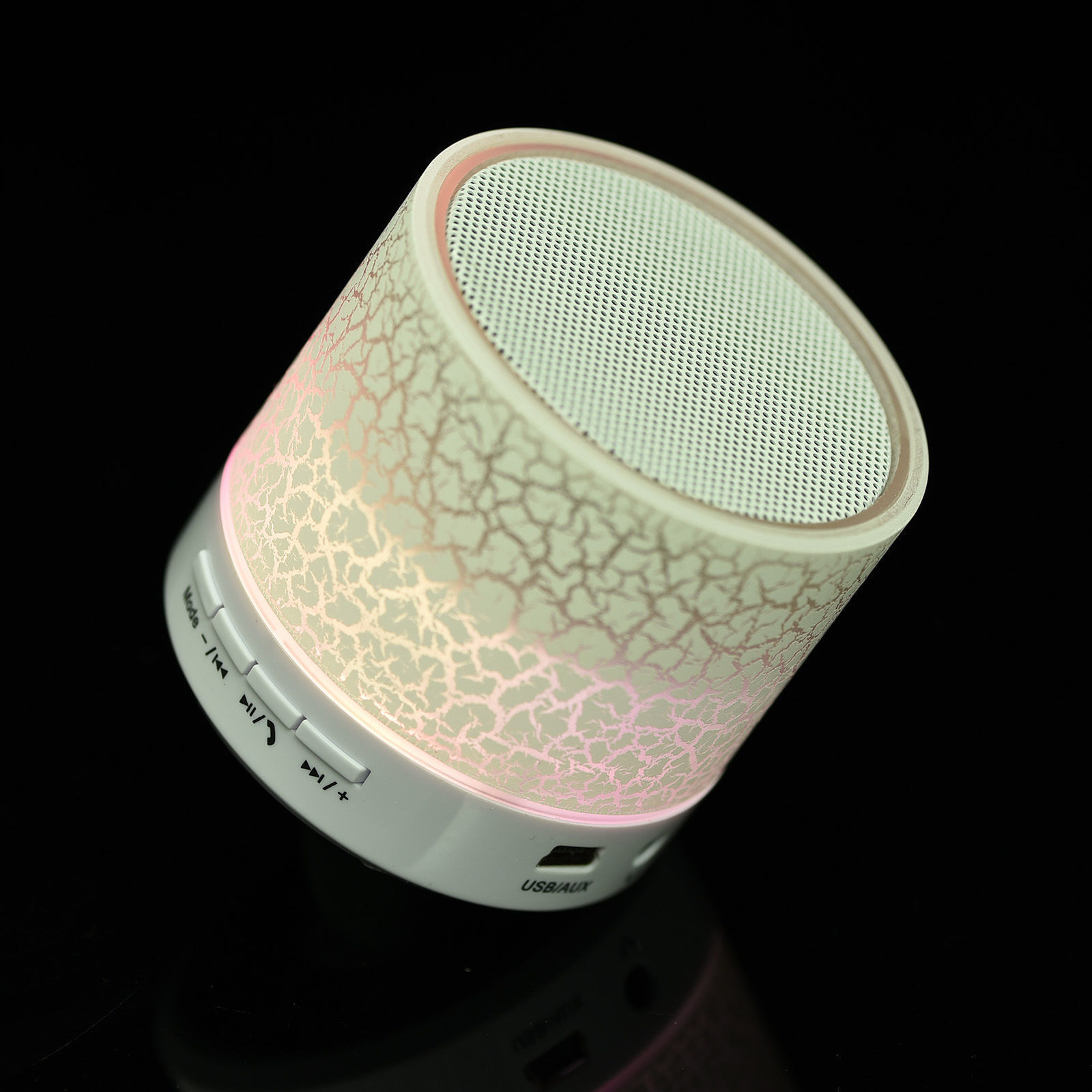 Mini Bluetooth Lautsprecher Led Mp3 Fm Radio Musik Box Speaker Handy