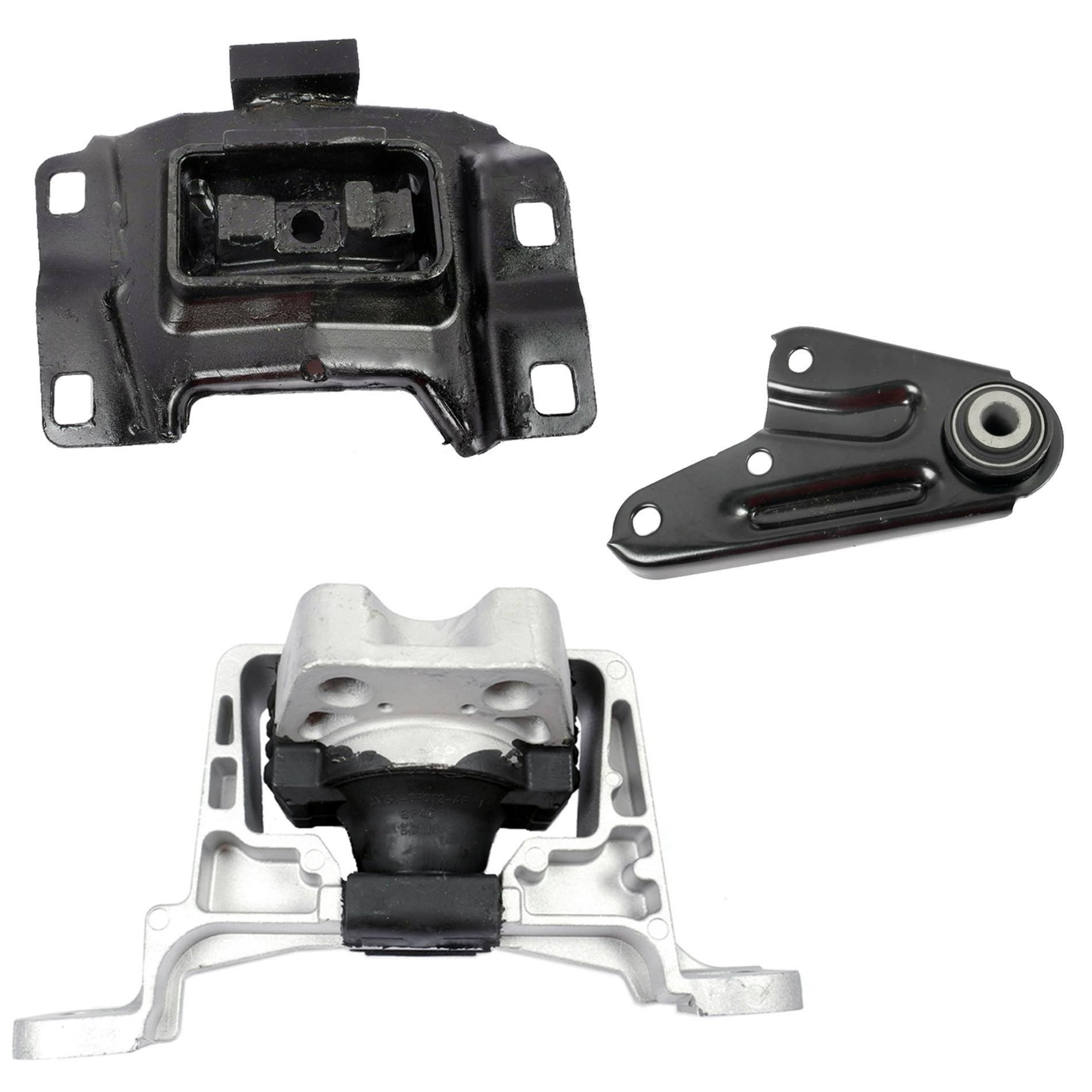 Engine Motor /& Trans Mount Set For Mazda 5 Sport Mini Passenger Van FWD 2.3L