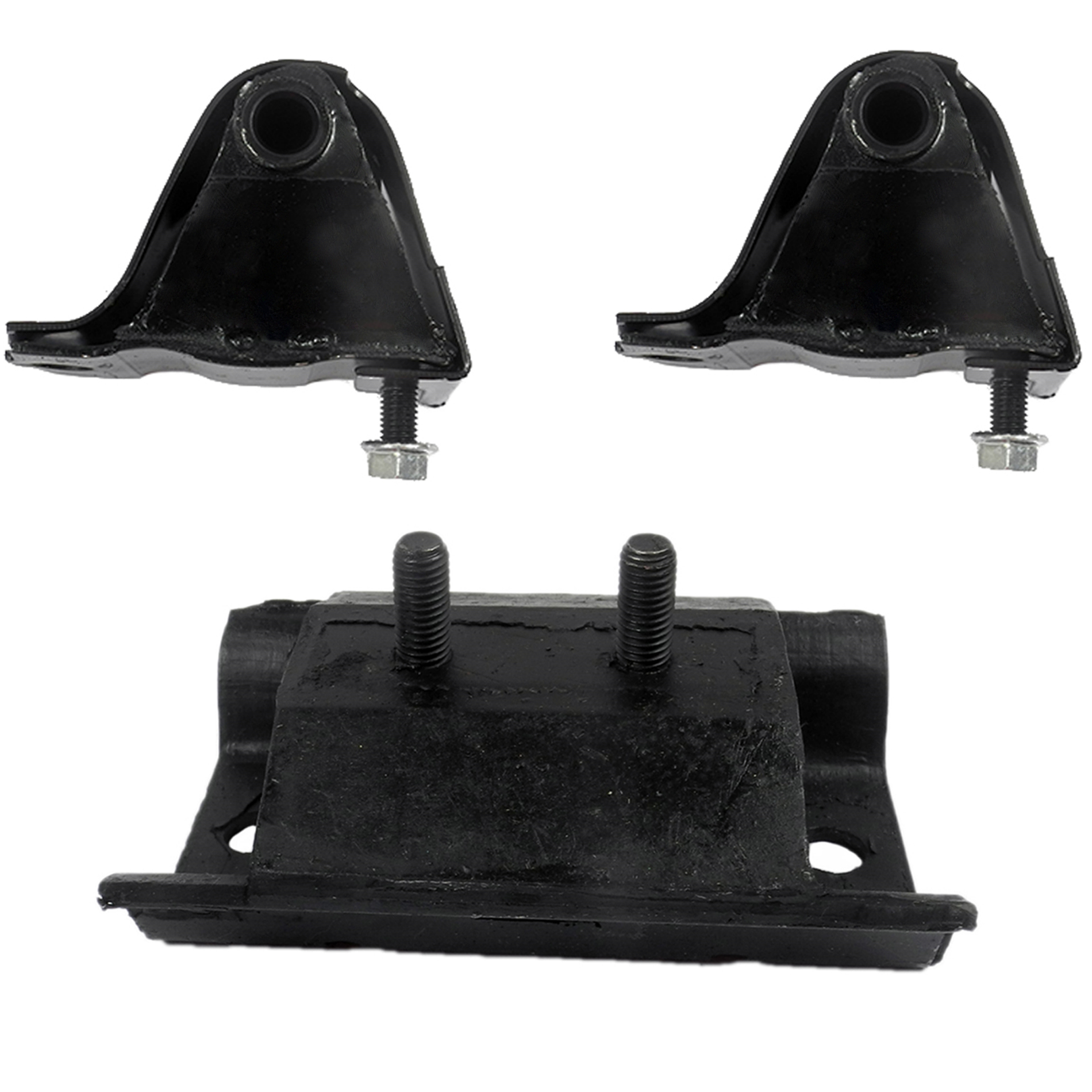 Motor /& Trans Mount 3PCS Set for 1987-1999 Jeep Cherokee// Comanche//Wagoneer 4.0L