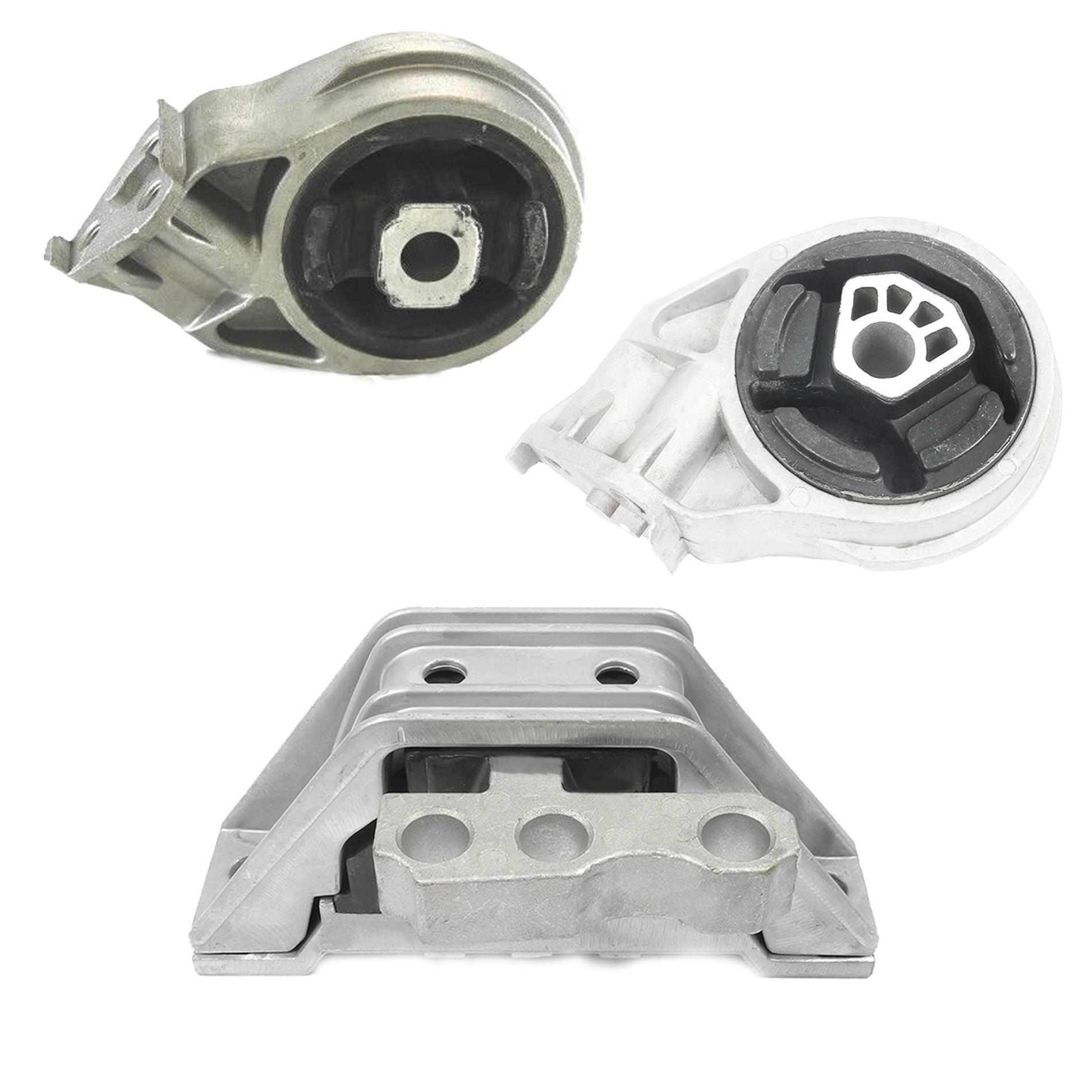 Engine Motor Trans Mount Set 3pcs For Chevrolet Hhr Ss Panel