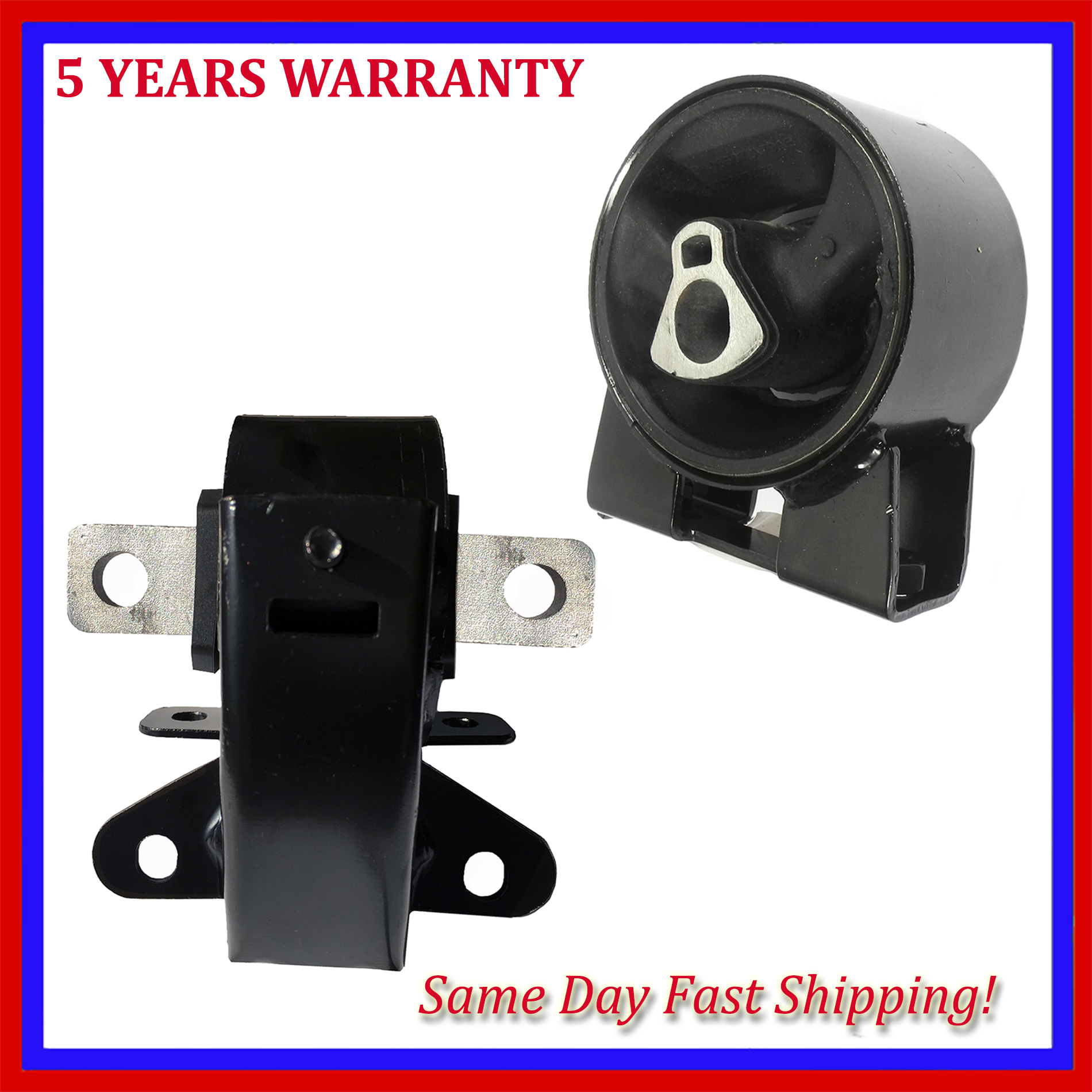 Transmission Motor /& Engine Mount fits for Chrysler Town /& Country 11-16