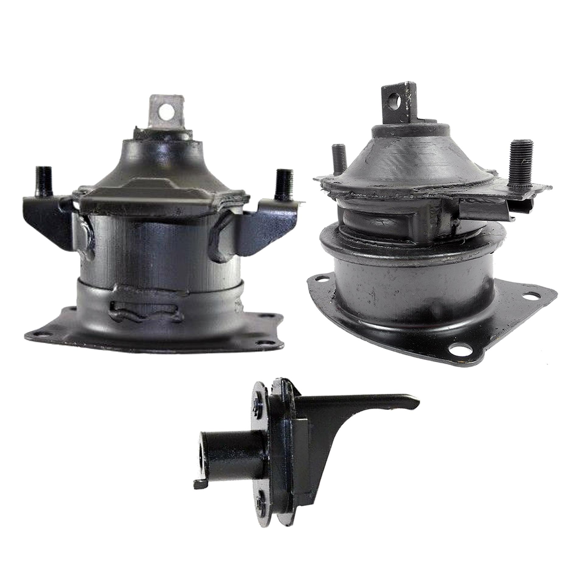 Engine Motor & Trans. Mount 4526 4591 4599 Set For 2007