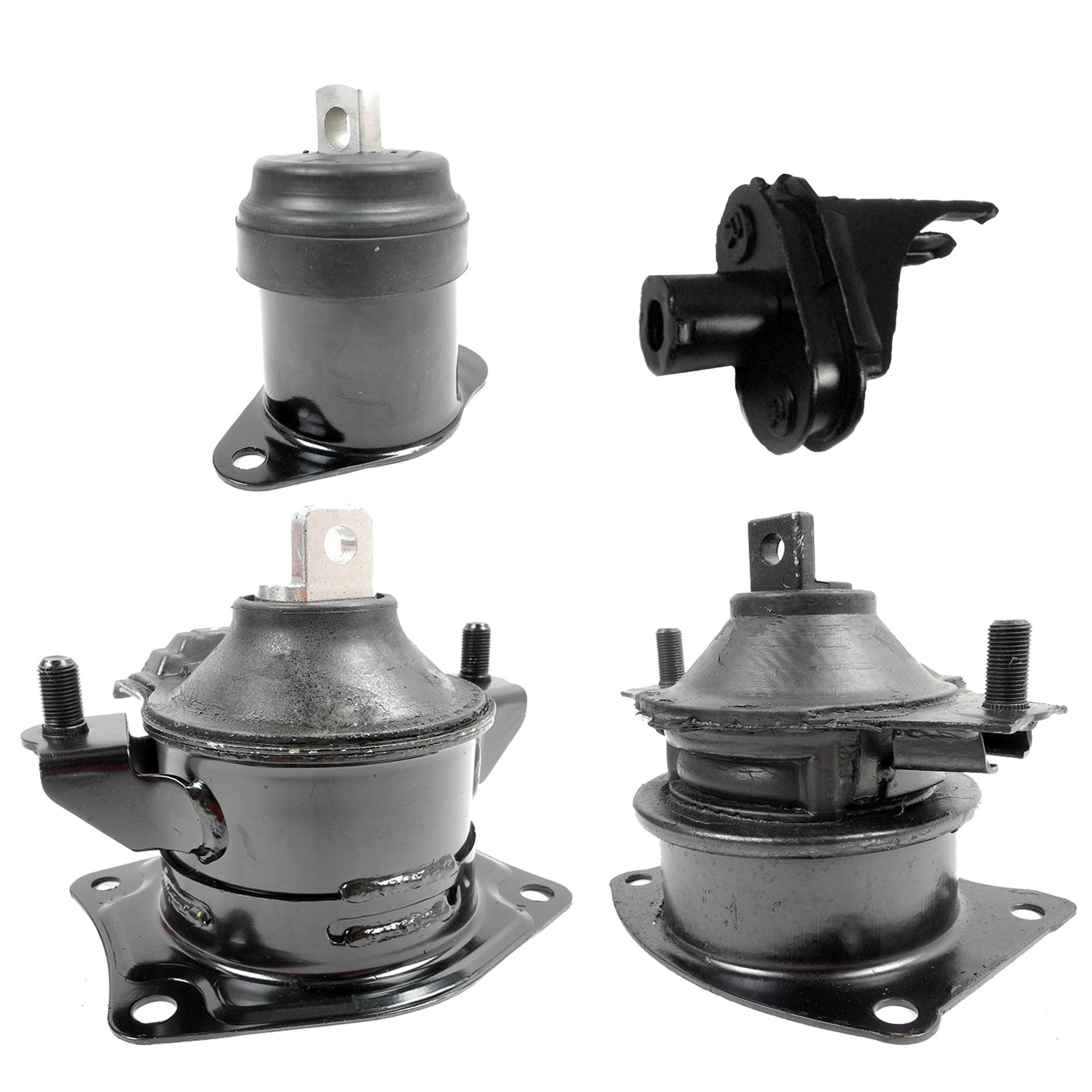 For Acura Tsx Base 2.4L Engine Motor Mount Set 4PCS 4526