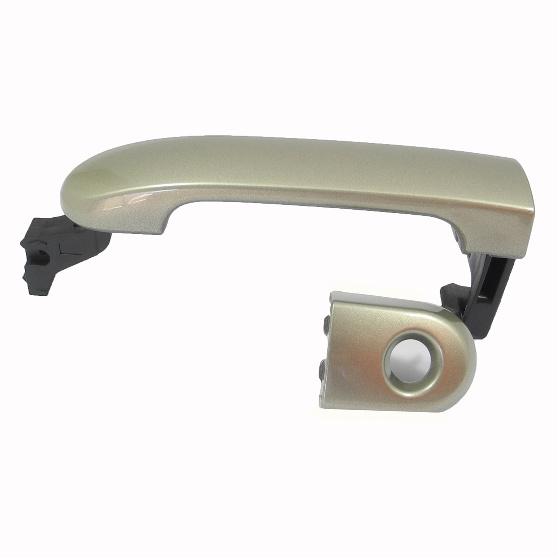 LH Left Driver Side Front Outside Outer Exterior Door Handle for 2007-2012 Versa