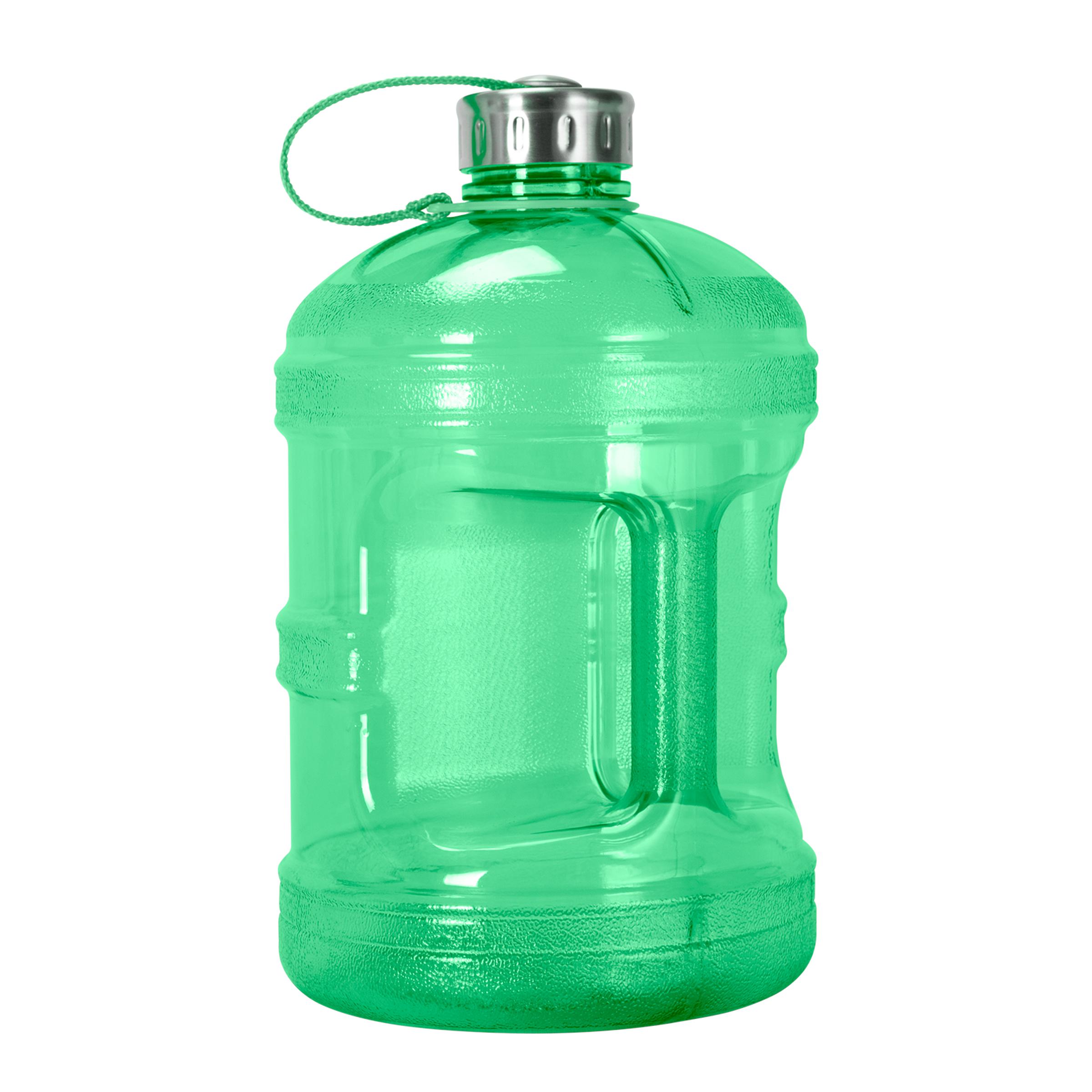 3f88d3cefc5 GEO 1 Gallon 128oz BPA Reusable Leak-proof Drinking Water Bottle W ...