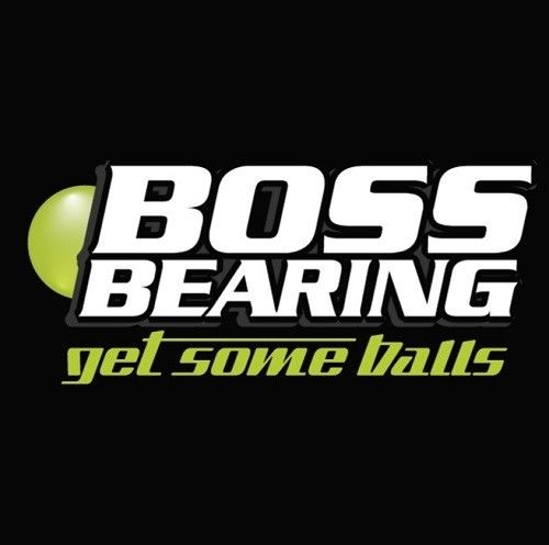 BossBearing Front Upper A Arm Bushings Kit for Arctic Cat 500 FIS TRV 4x4 2003 2004 2005