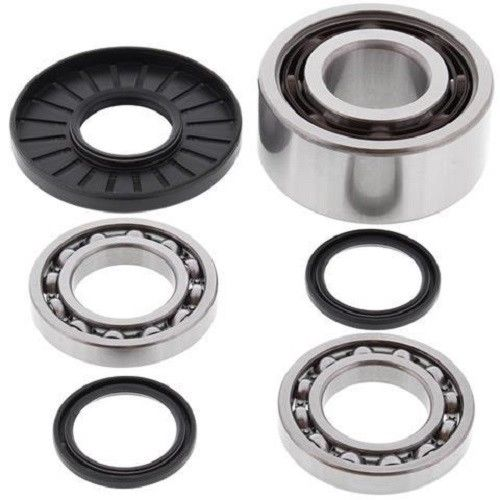 BossBearing Front Differential Seals Only Kit for Polaris Ranger 500 crew 4x4 2011 2012