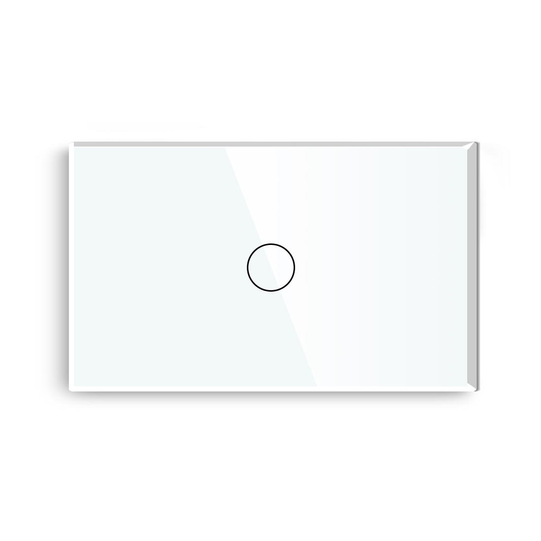 bseed touch switch 1 gang 2 way touch light switch glass