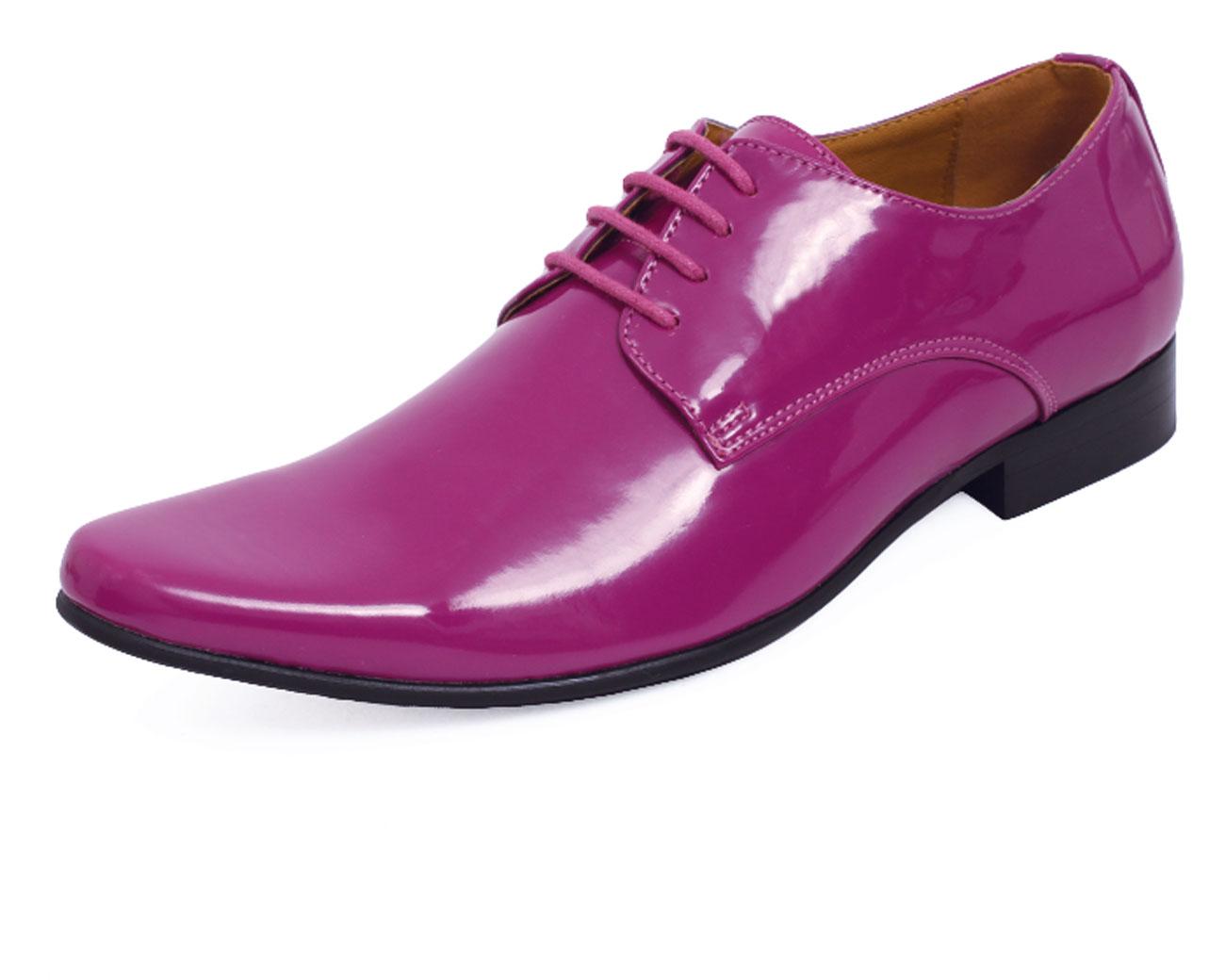 purple dress shoes mens near me