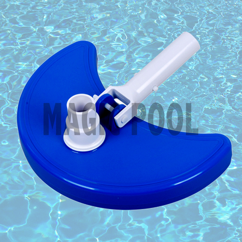 Deluxe Vacuum Head Weighted Cleanner For Swimming Pool Spa Fountain ...