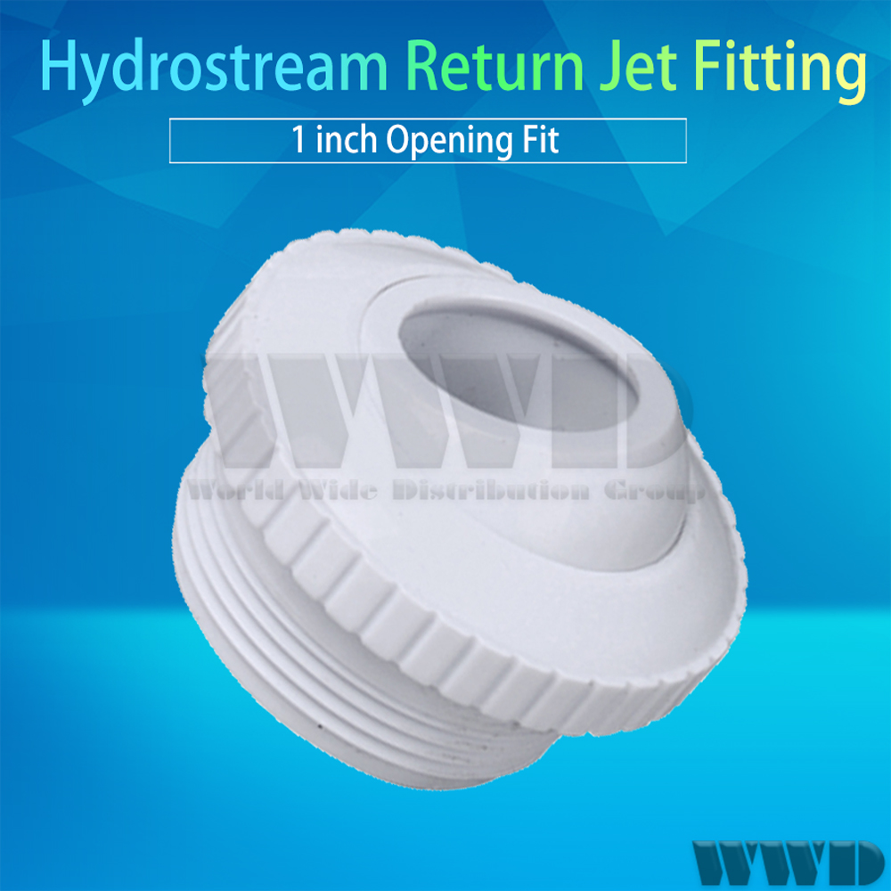 """Swimming Pool Spa Hydrostream Return Jet Fitting 1//2/"""" Opening Fit Replacement"""