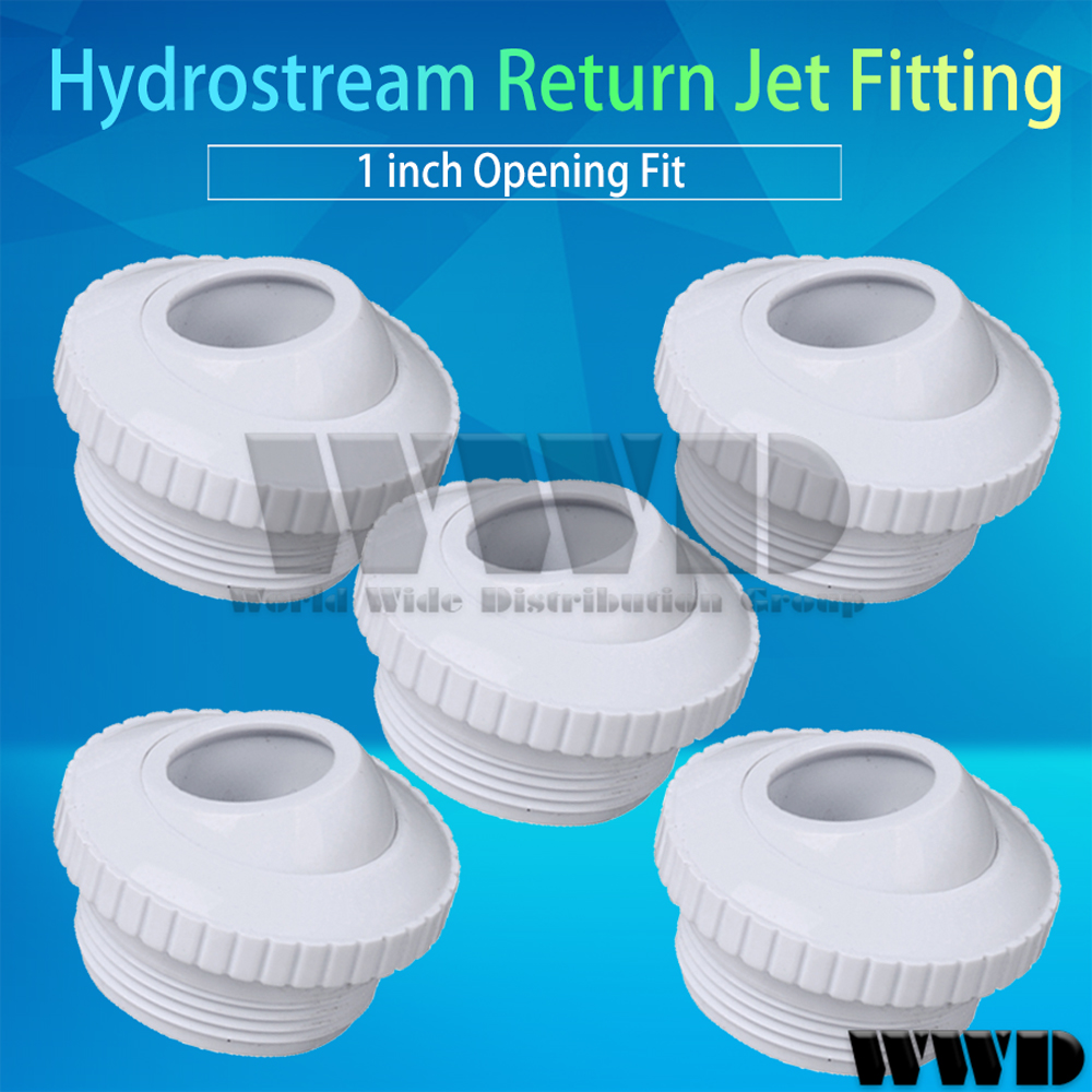 """1.5/"""" Hydrostream 3//8/"""" Inside Fitting Replacement New For Swimming Pool Spa"""