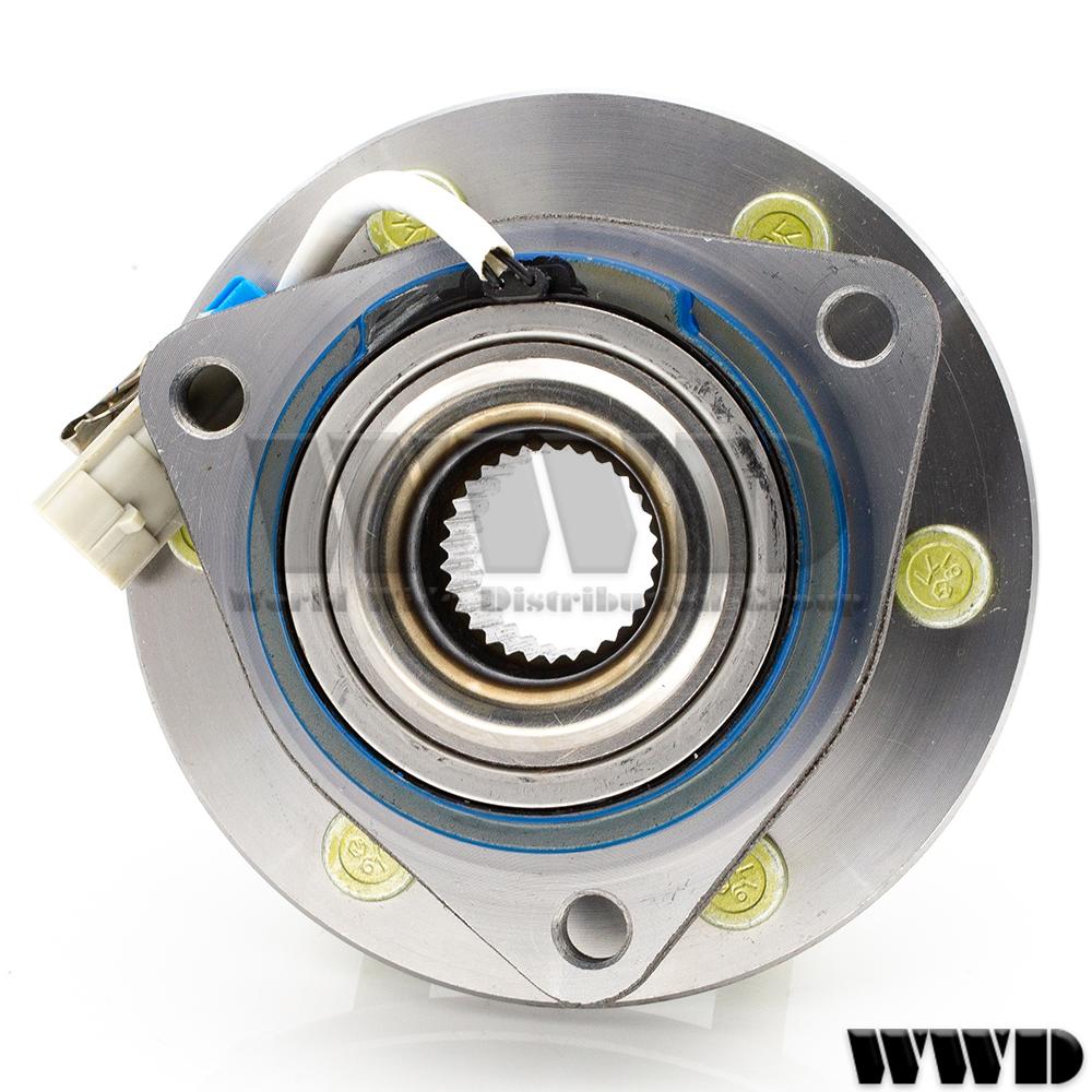 Awd Cadillac Cts: 2x 512243 Rear Wheel Hub Bearing For Cadillac CTS V STS