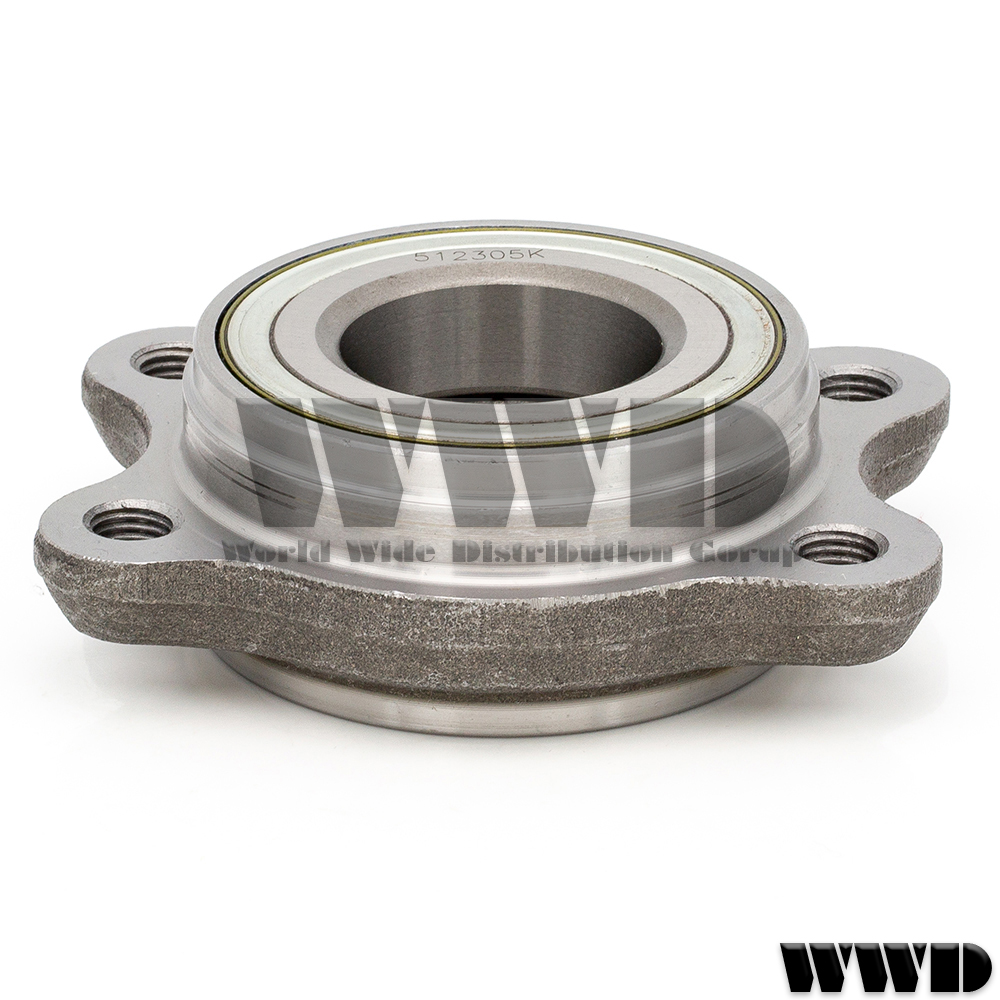 PROFORCE 513261 Premium Wheel Bearing and Hub Assembly Front