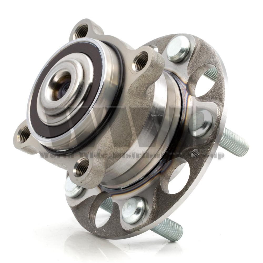 2x 512353 Rear Wheel Hub Bearing For 2009-2014 Acura TSX