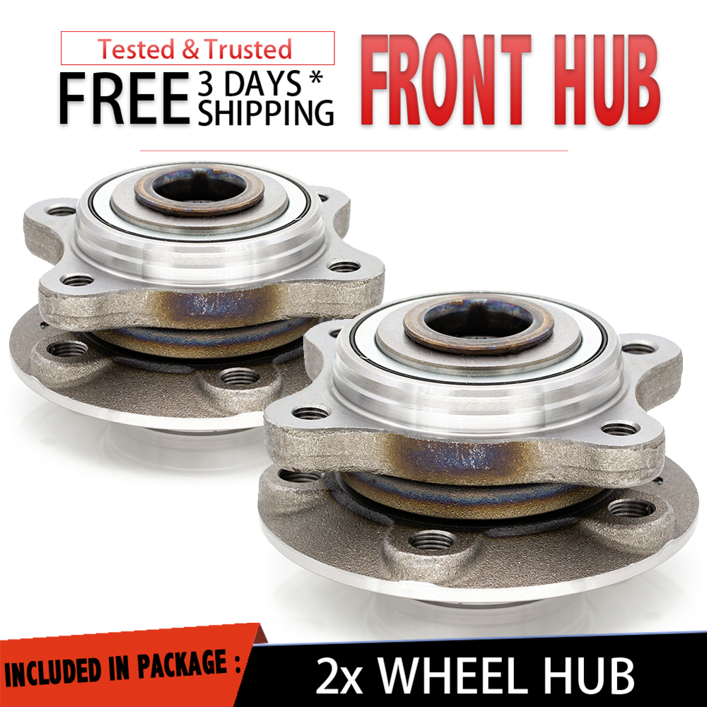 2001-2007 Volvo V70 AWD Rear Wheel Hub Bearing Assembly Replacement w// ABS NEW